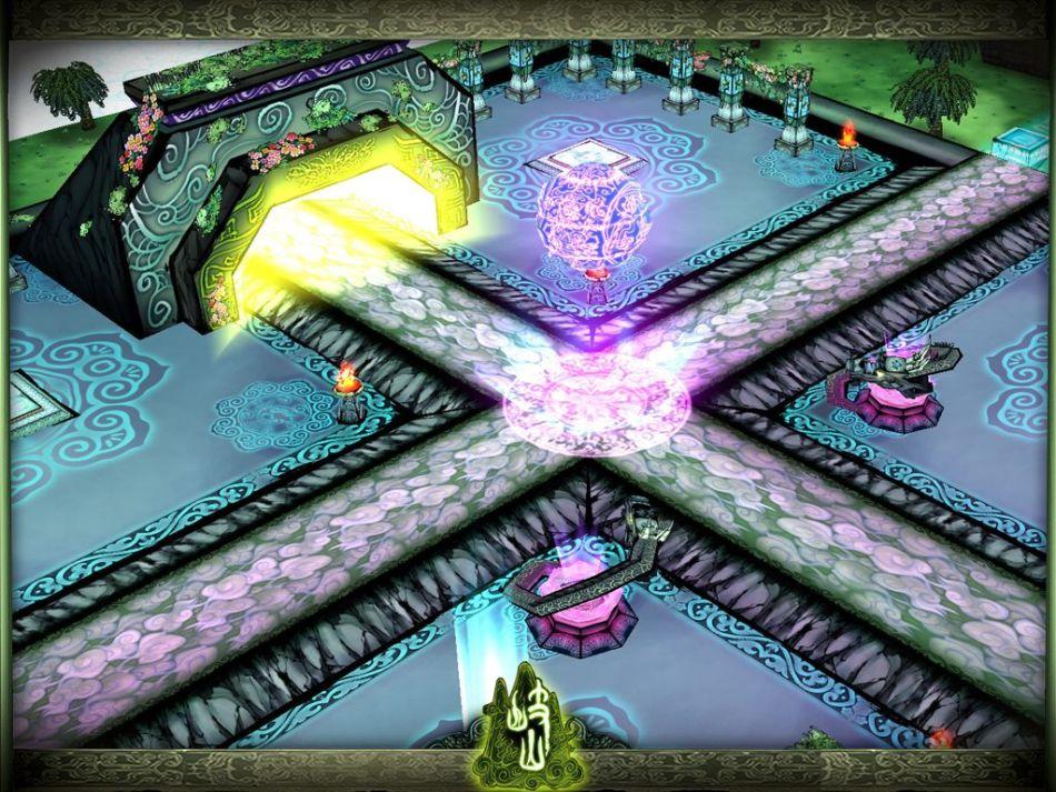 《岐山》游戏截图
