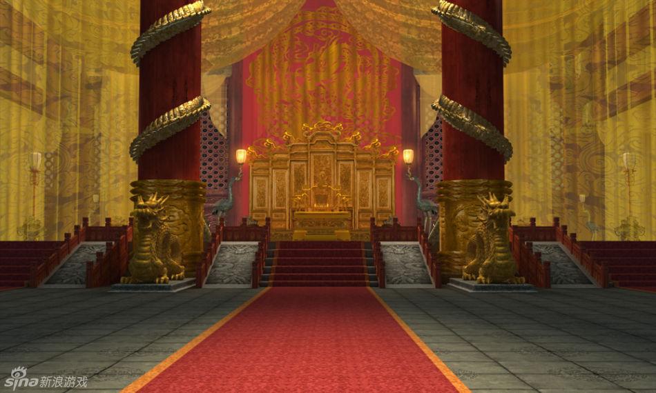 《宫廷记》游戏截图