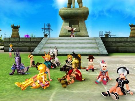 《热血骑士》游戏截图