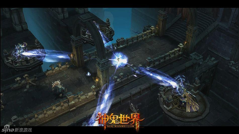 《神鬼世界》游戏截图
