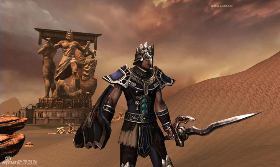 《上古神殿》游戏截图