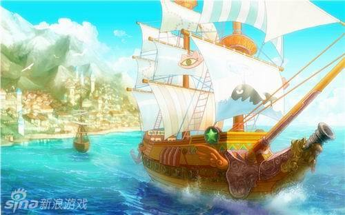 《海之梦》游戏截图