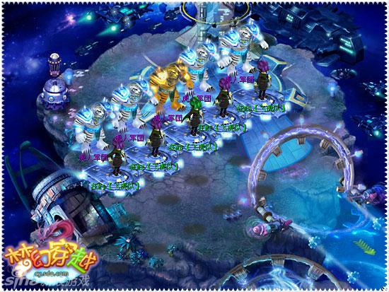 《梦幻穿越》游戏截图
