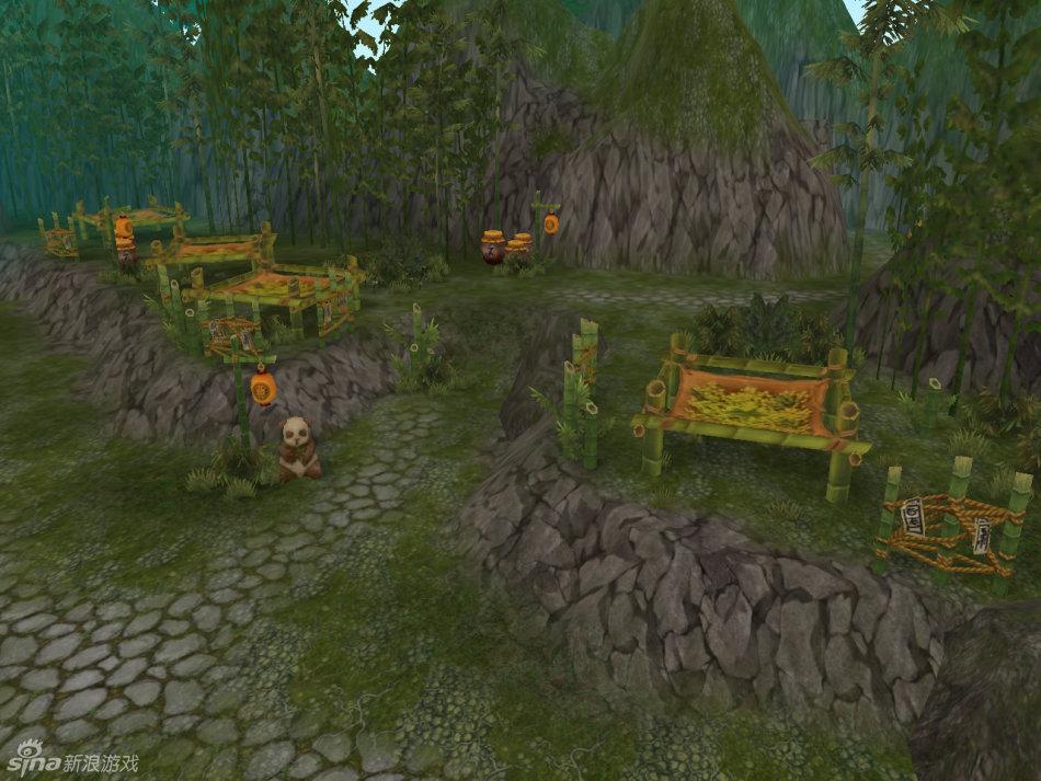 《天堂梦》游戏截图
