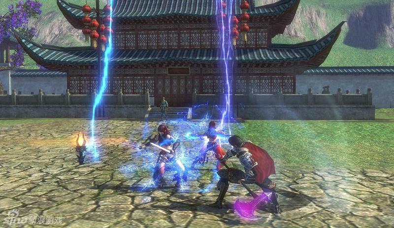 《玄武》游戏截图