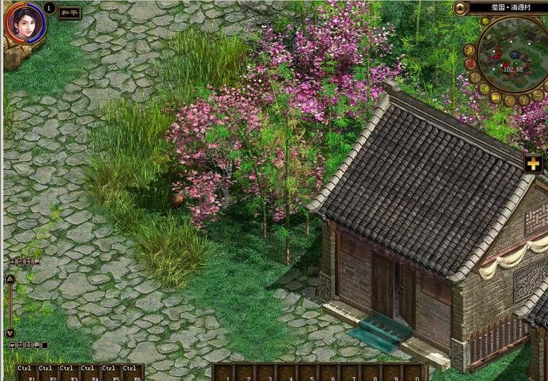 《绿色征途》游戏截图