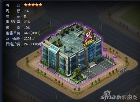 《富豪传奇》游戏截图