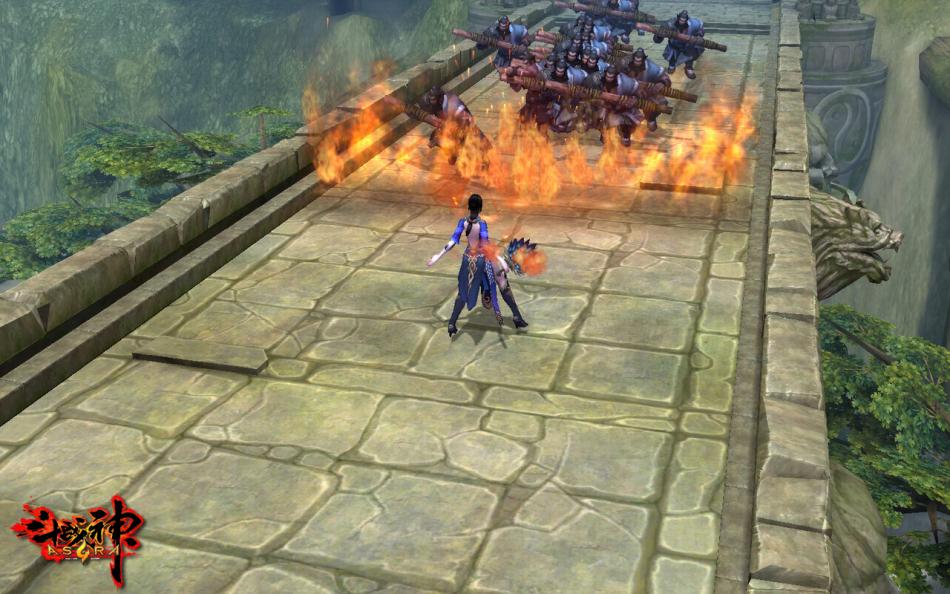 《斗战神》游戏截图