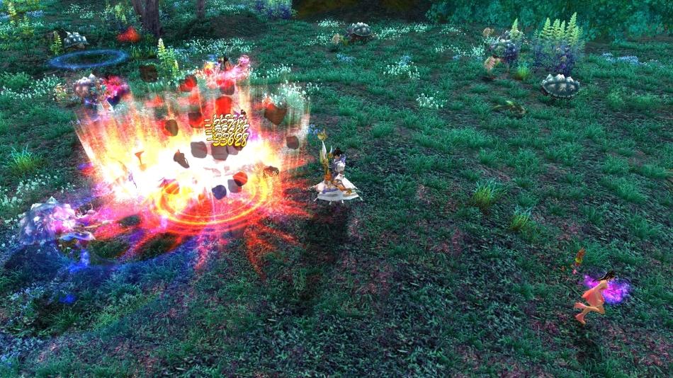 《仙OL》游戏截图