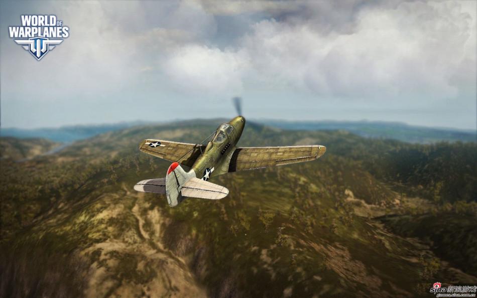 《战机世界》游戏截图