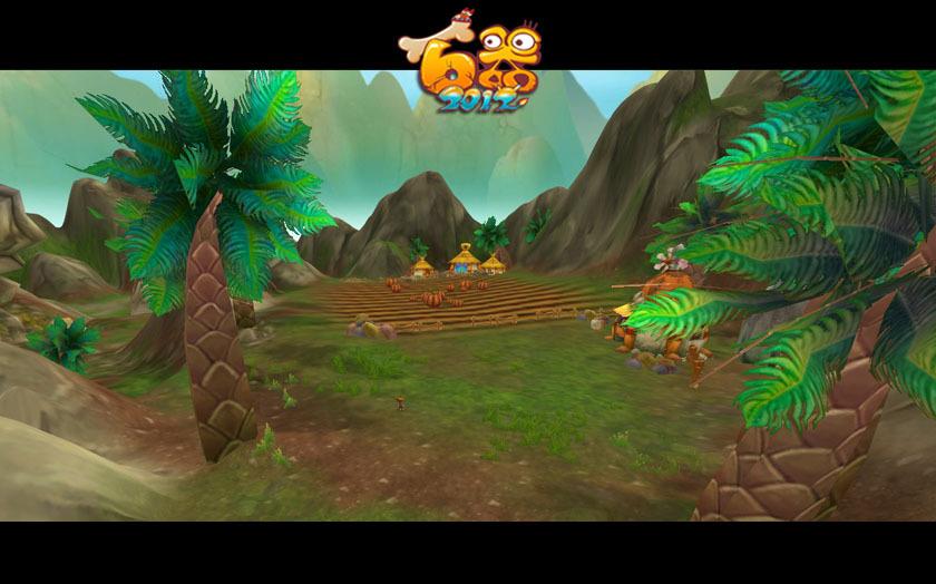 《石器2012》游戏截图