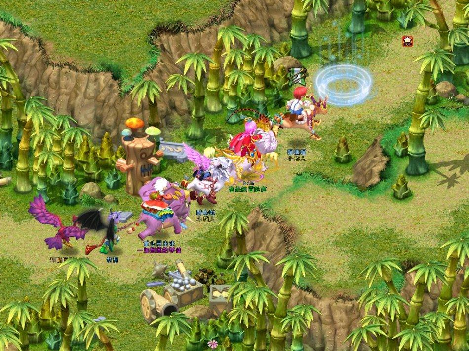 《迷岛》游戏截图