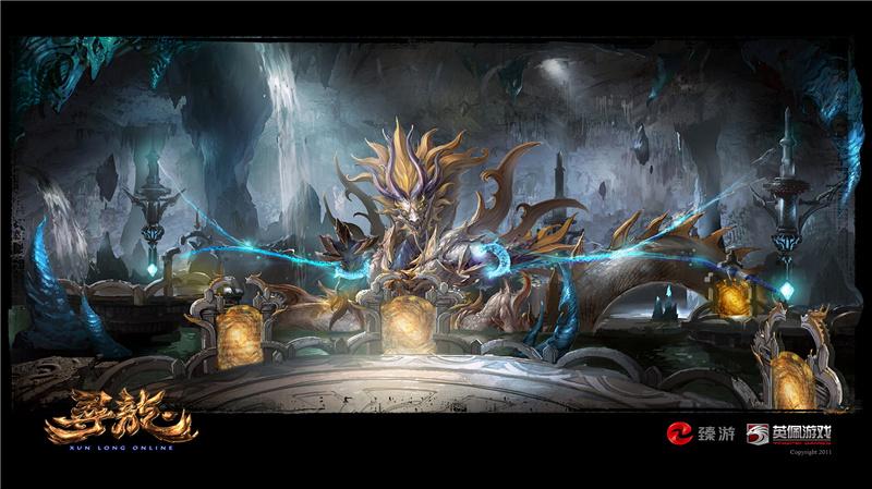 《寻龙》游戏截图