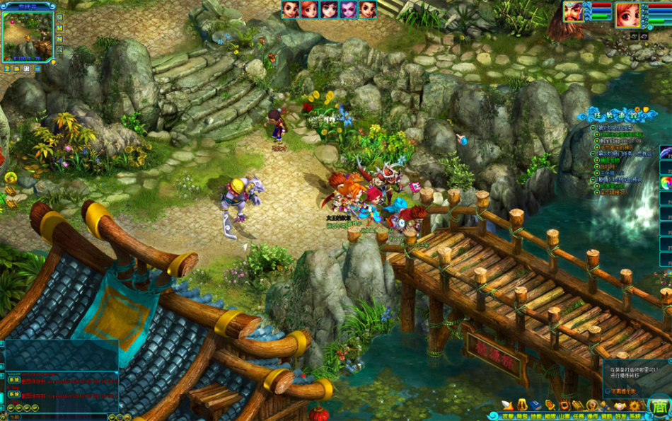 《梦幻八仙》游戏截图