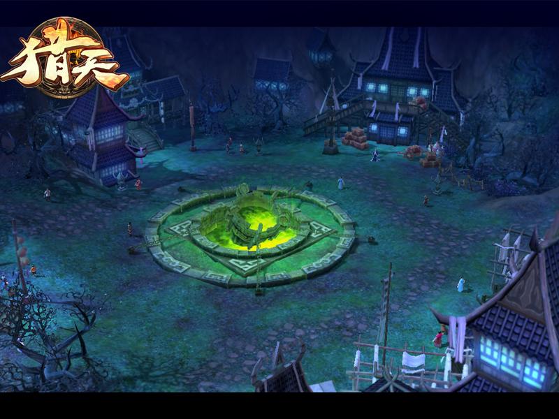 《猎天》游戏截图