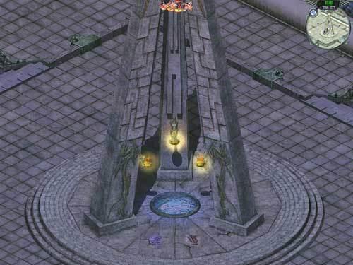 《凤舞天骄1》游戏截图