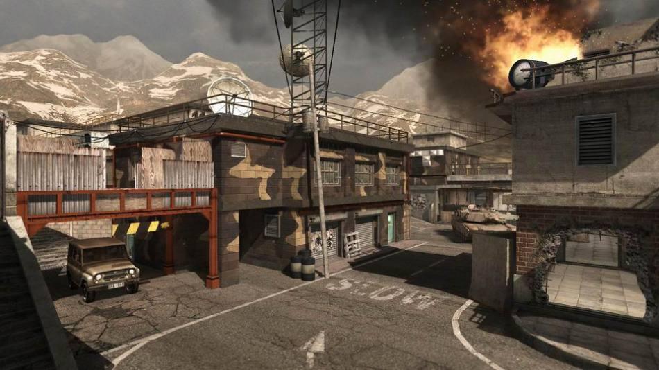 《烈焰行动》游戏截图