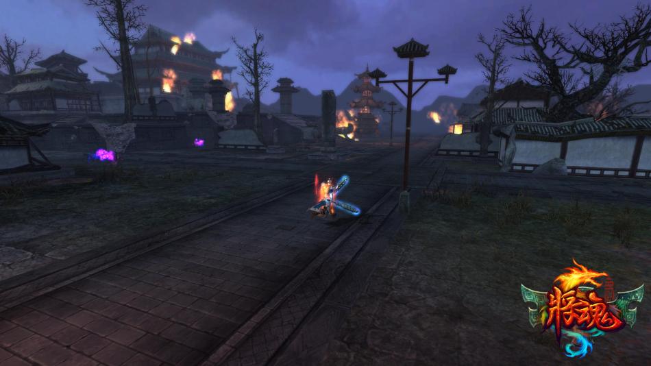 《将魂三国》游戏截图