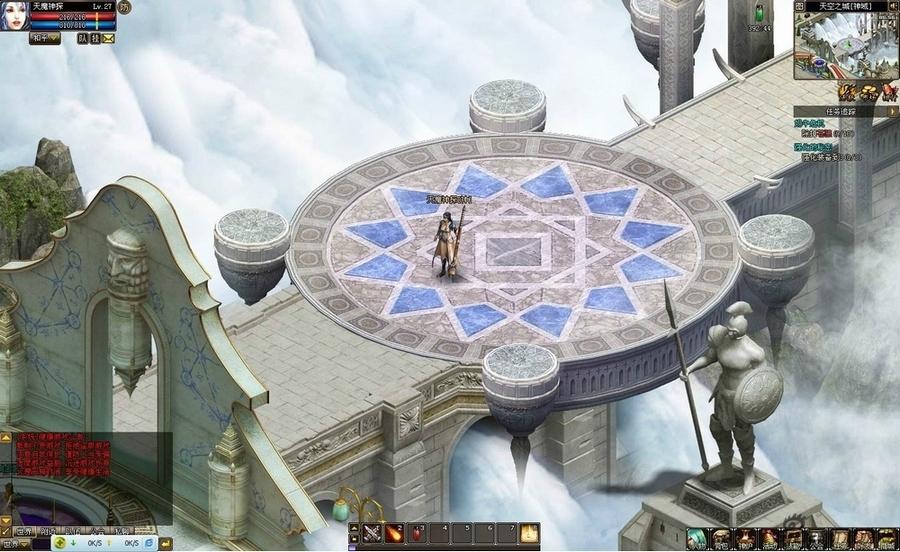《天魔神谭》游戏图赏