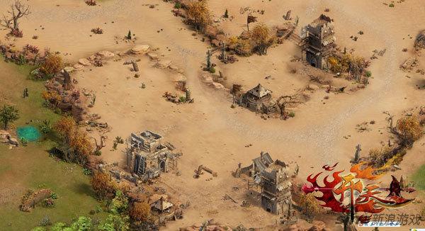 《开天》游戏截图