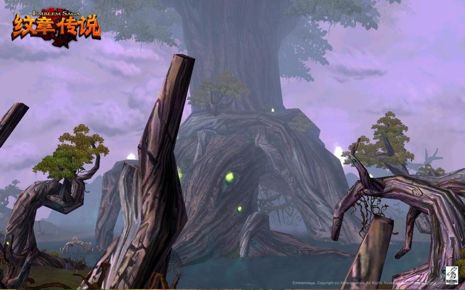 《纹章传说》游戏截图