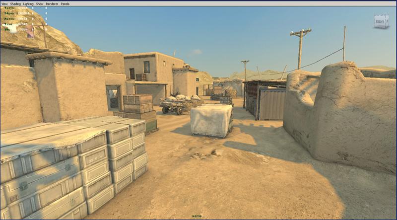《极限火力》游戏截图