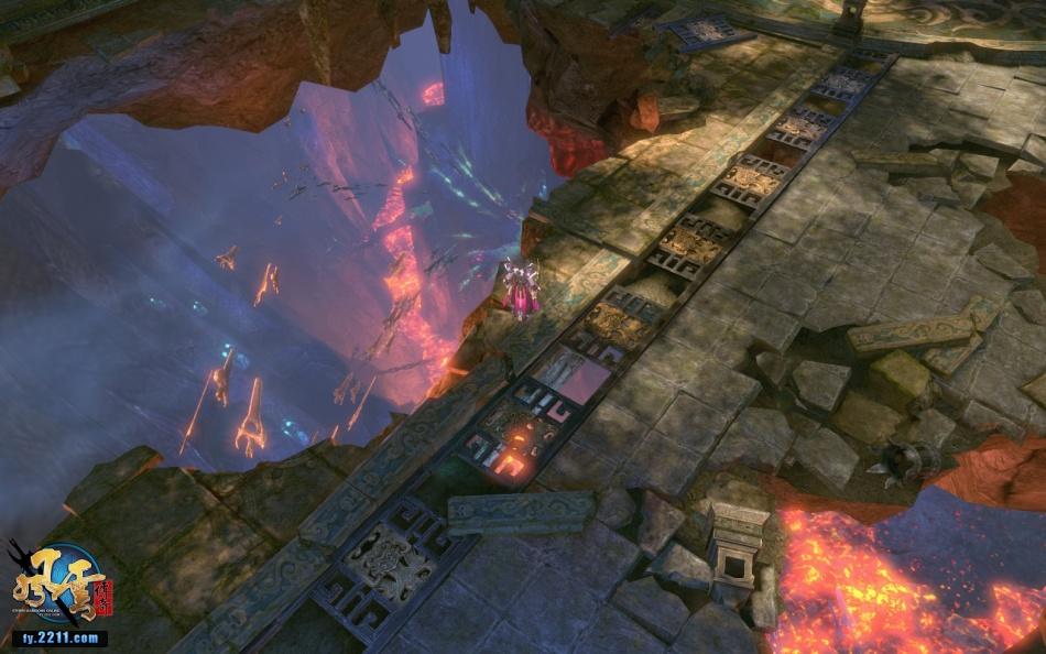《风云传奇》游戏截图