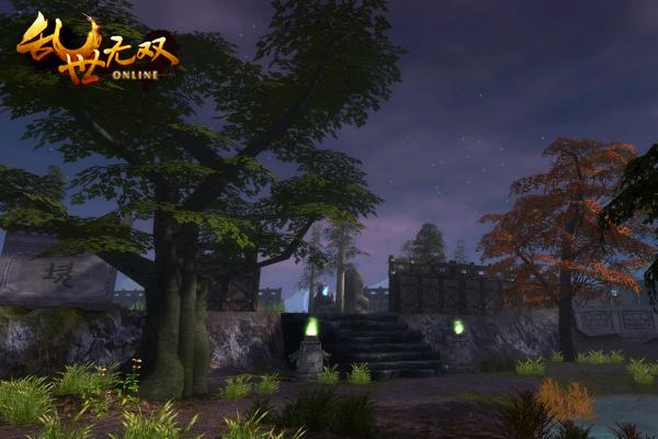 《乱世无双》游戏截图