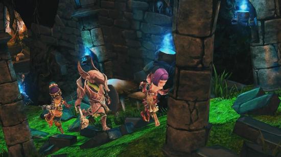 魔界村OL游戏截图