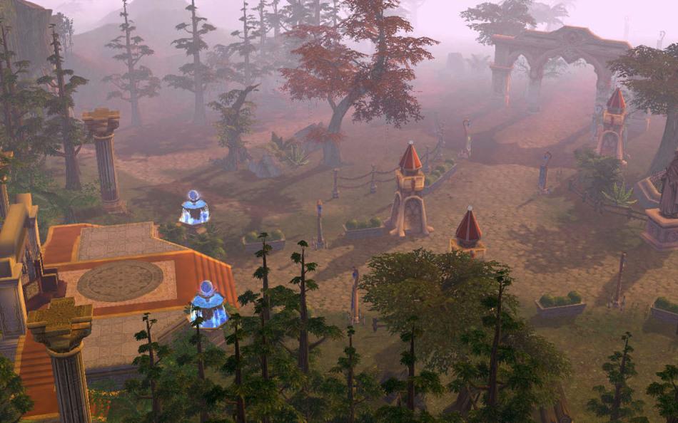 《邪域战灵》游戏截图