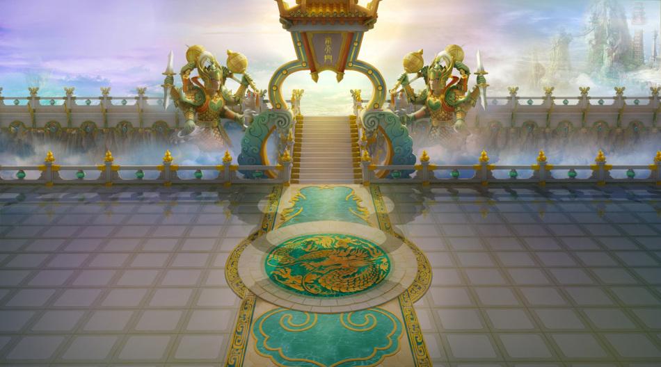 《神战九天》游戏截图