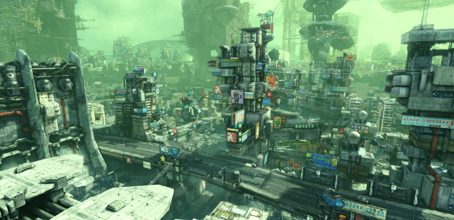 《机甲世界》游戏截图