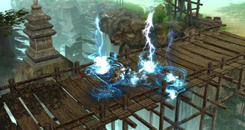《大唐无双2》游戏截图