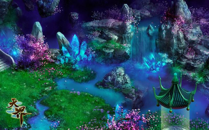 《天界》游戏截图