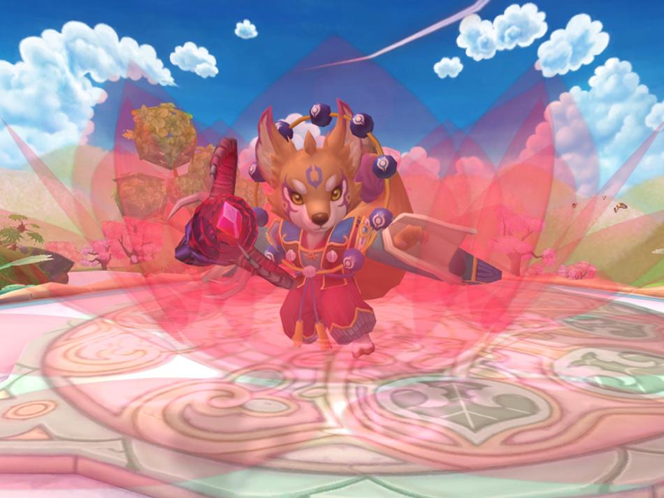《晴空物语》游戏截图