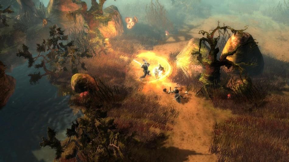 《龙歌》游戏截图