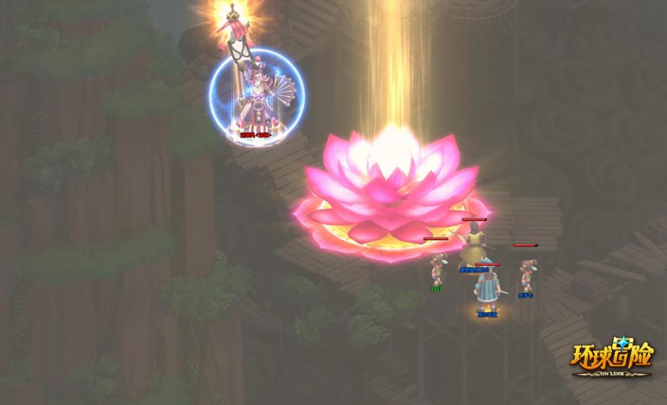 《环球冒险》游戏截图