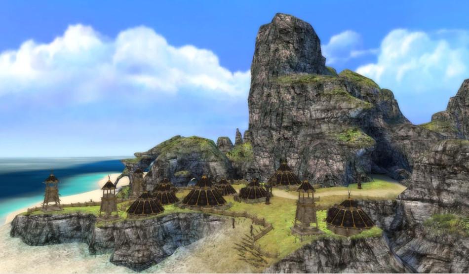 《奇迹世界SUN》游戏截图