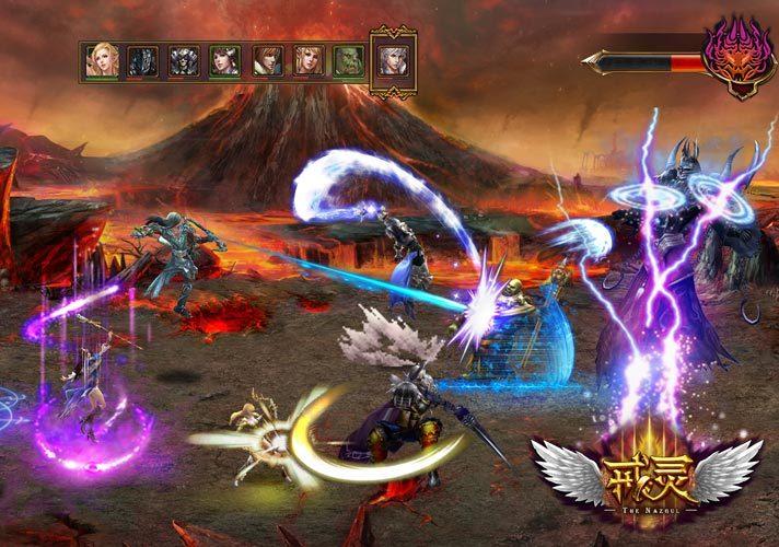 网页游戏《戒灵》精彩截图