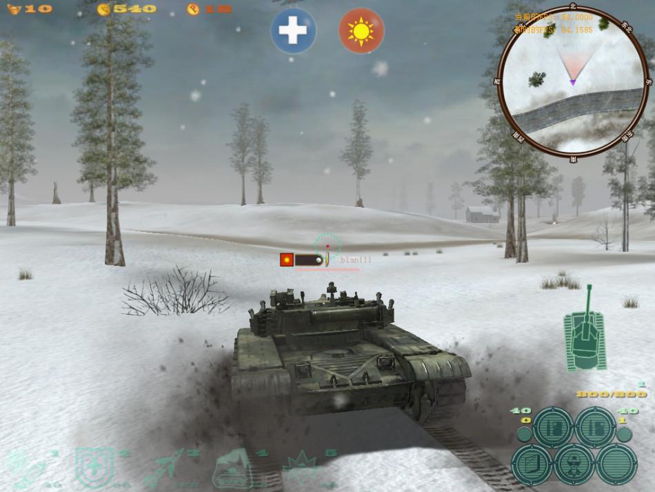 《铁甲战神》游戏截图