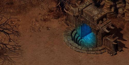 《暗黑屠龙》游戏精彩截图