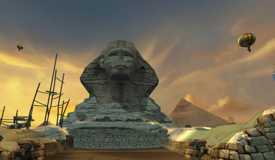 《勇者大冒险》游戏截图