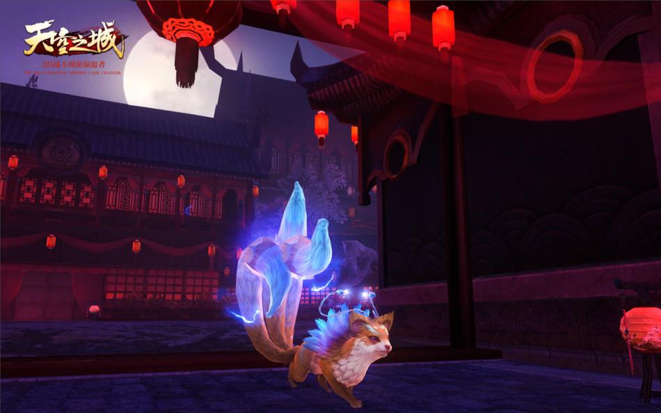 《天空之城》游戏截图