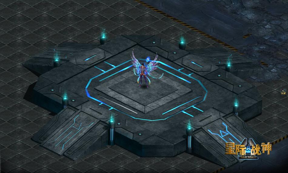 《星际战神》游戏截图