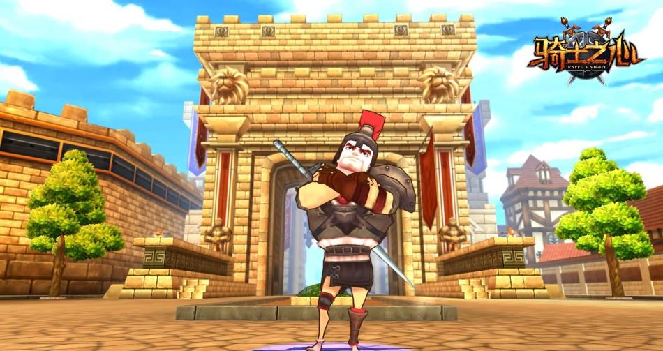 《骑士之心》游戏截图