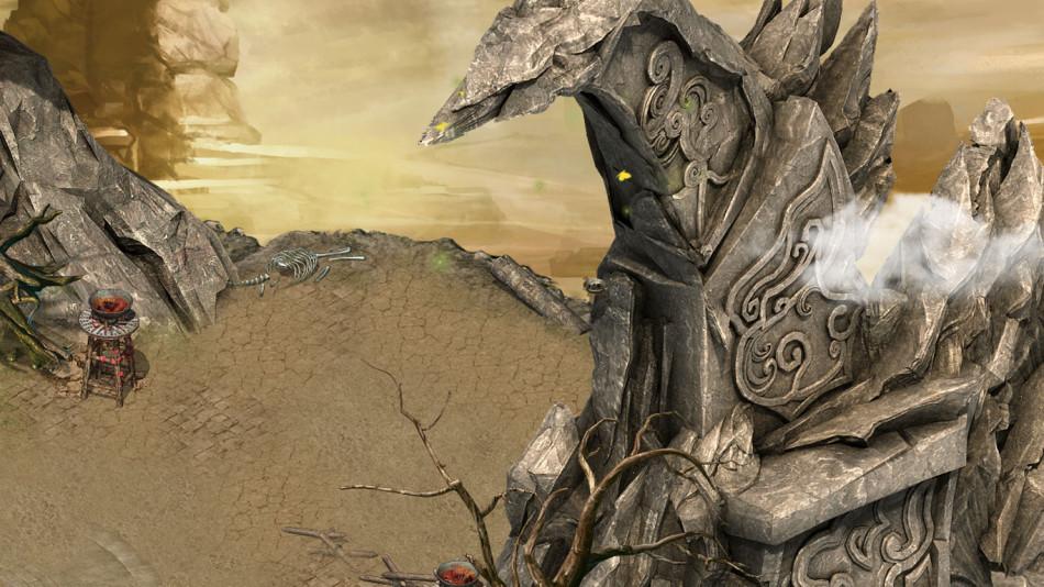 《剑侠世界2》游戏截图