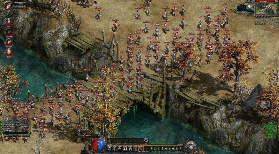 《传奇演义》游戏截图
