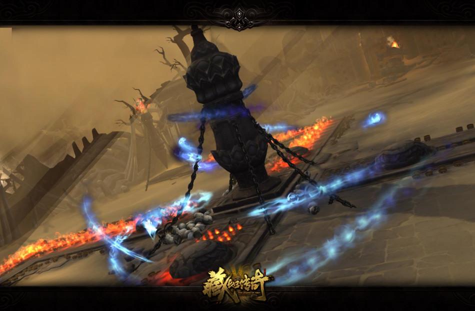 《藏地传奇》游戏截图