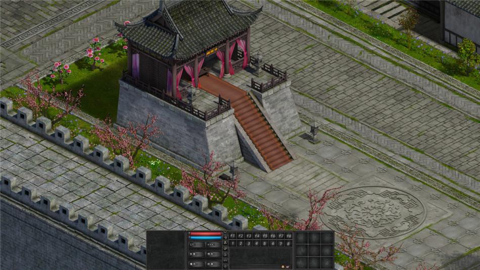《盛唐剑侠录》游戏截图