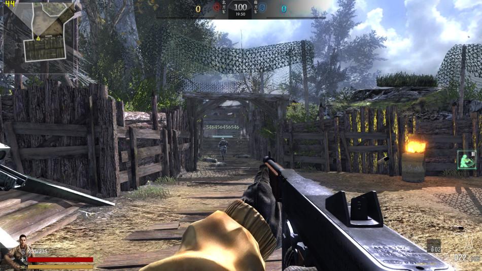 《再战》游戏截图